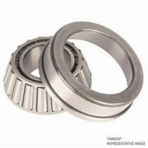 FAG NU308-E-M1-C3  Cylindrical Roller Bearings #1 image