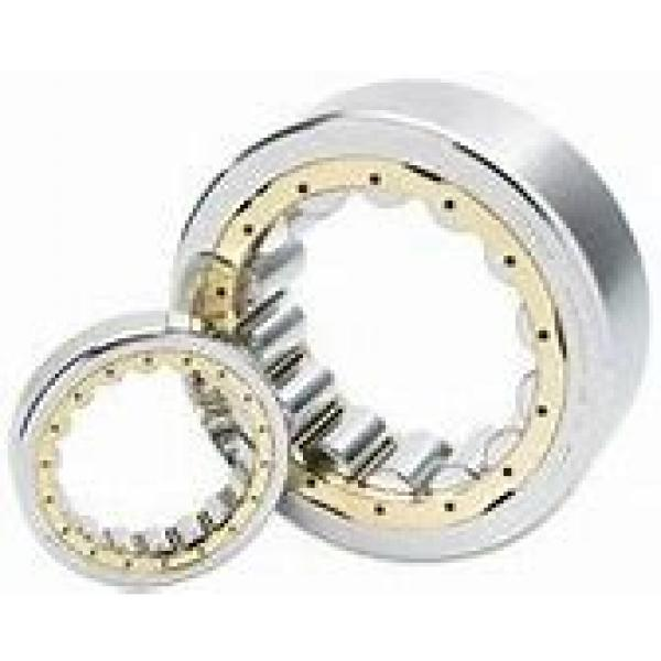 FAG NU203-E-TVP2-C3  Cylindrical Roller Bearings #1 image